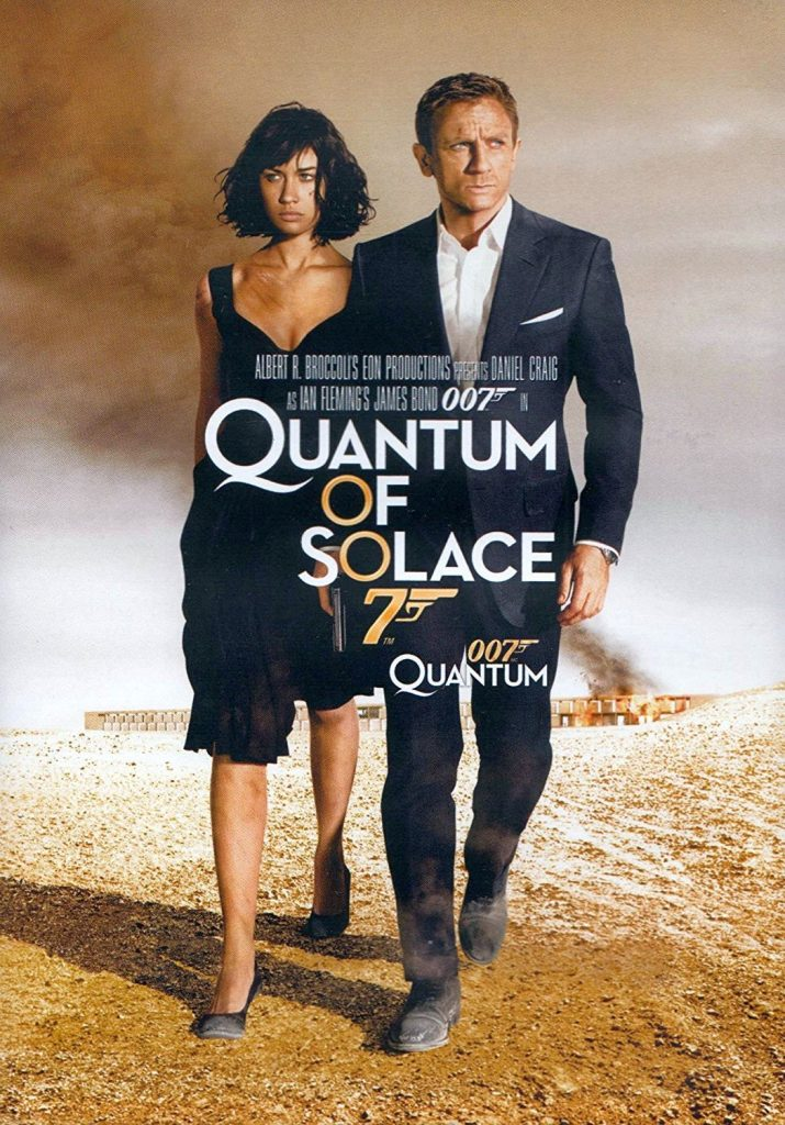 Quantum Of Solace review