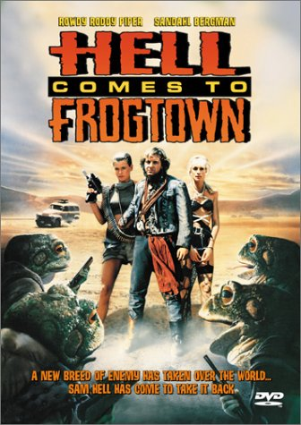Hell Comes To Frog Town review