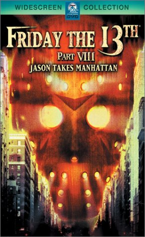 Friday the 13th Part VIII  Jason Takes Manhattan review