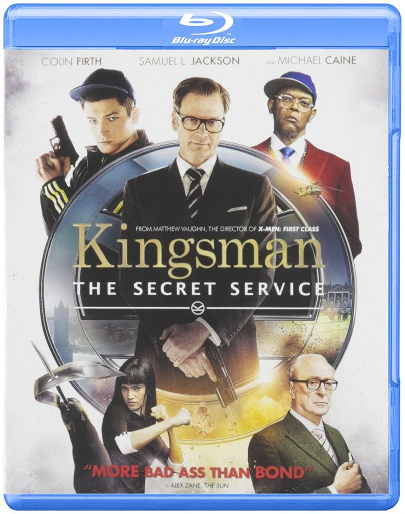 Kingsman The Secret Service review