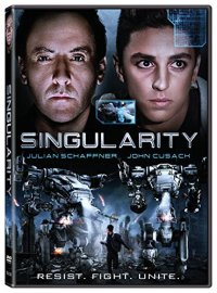 Singularity review