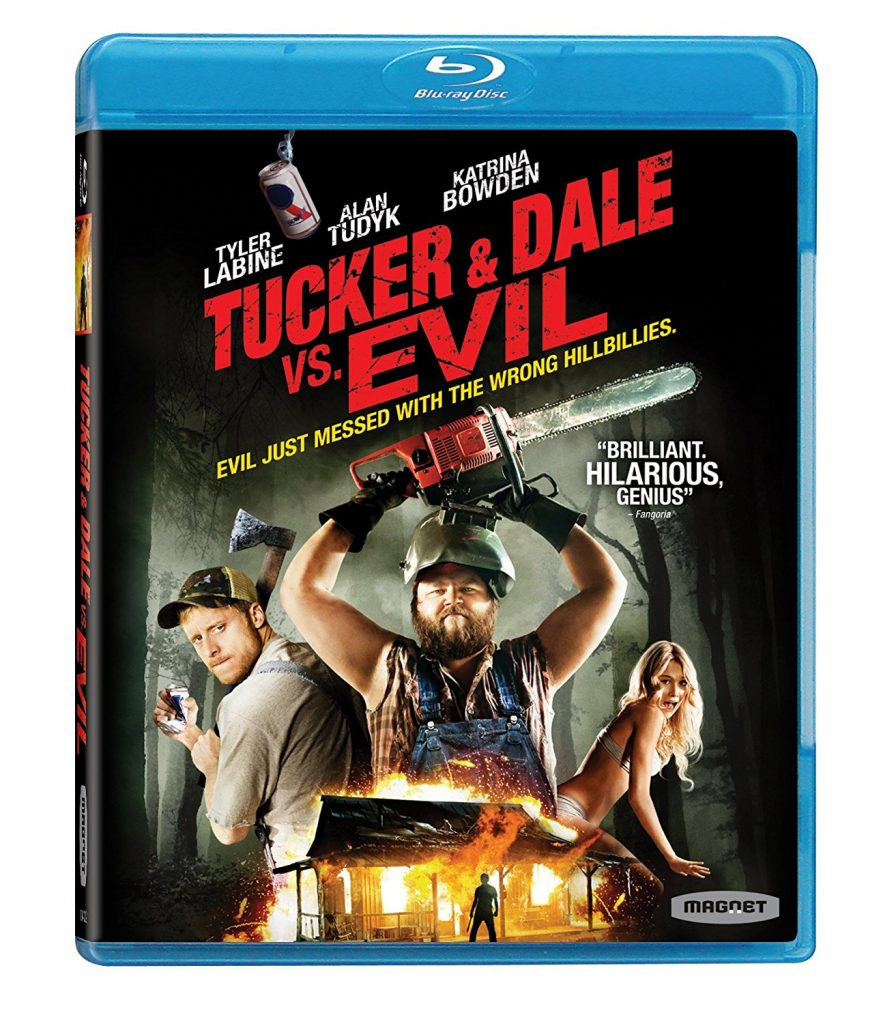 Tucker And Dale Vs Evil review
