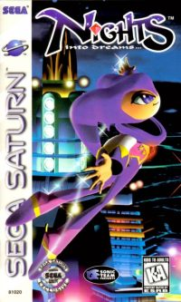 Nights Into Dreams game review
