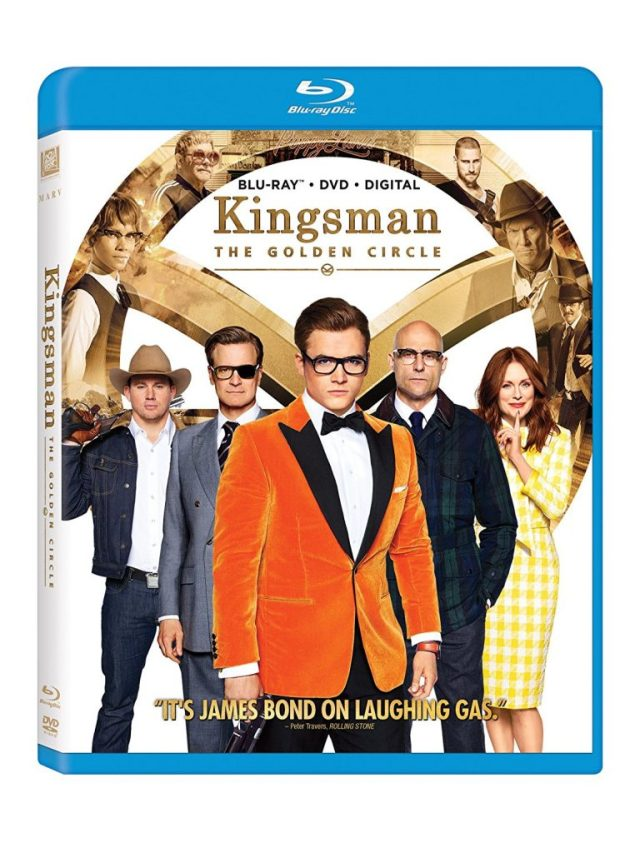 Kingsman 2 The Golden Circle review