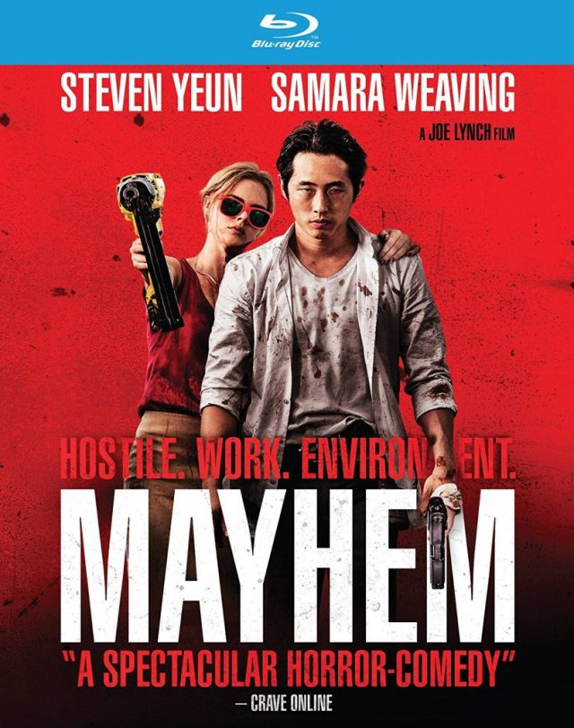 Mayhem review