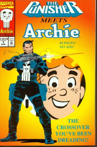 51YlsPEqnL The Punisher Meets Archie