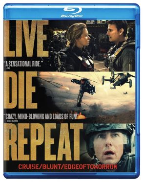 Live Die Repeat Edge of Tomorrow review