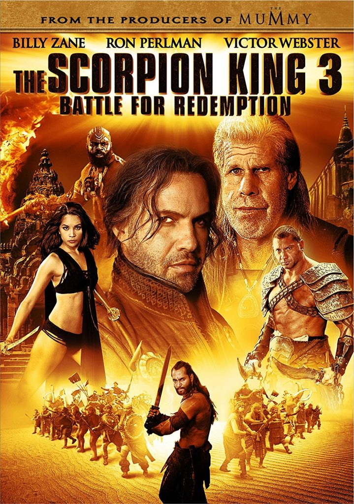 The Scorpion King 3 review