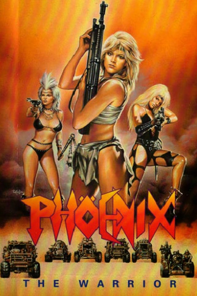 Phoenix The Warrior aka She-Wolves of the Wasteland review