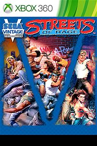 Sega Vintage Collection Streets of Rage game review