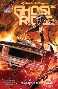 Ghost Rider Four On The Floor review