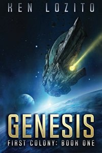 First Colony Book 1 Genesis review