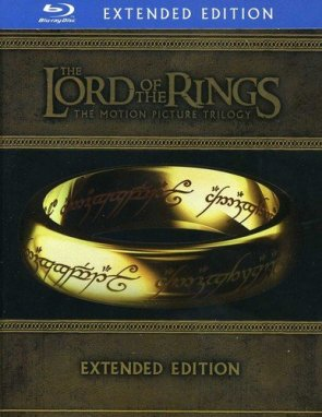 The Lord of the Rings The Motion Picture Trilogy Extended Editions