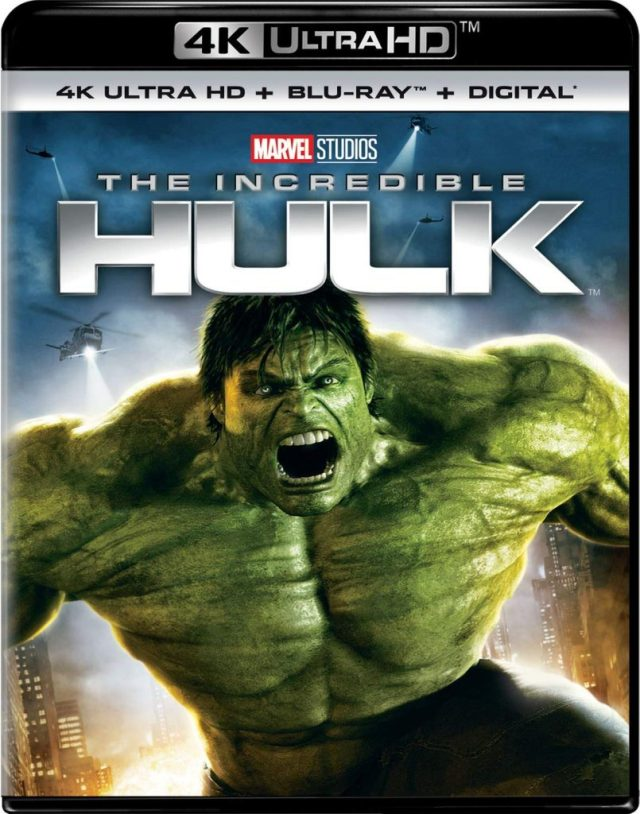 The Incredible Hulk 4k