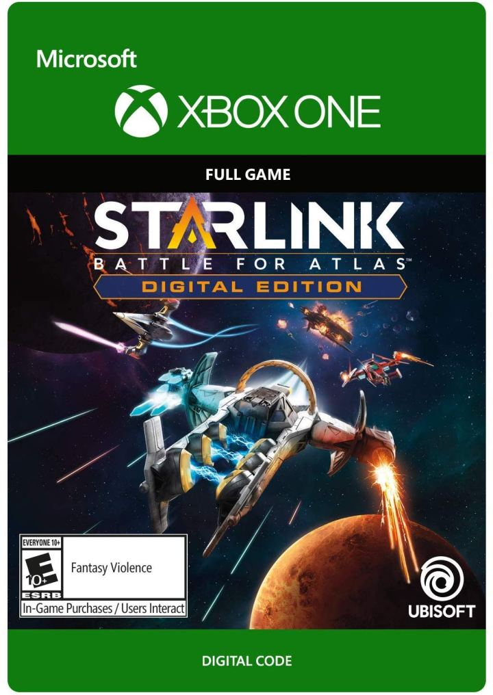 71243k3cxlL. AC SL1500  726x1024 Starlink: Battle For Atlas