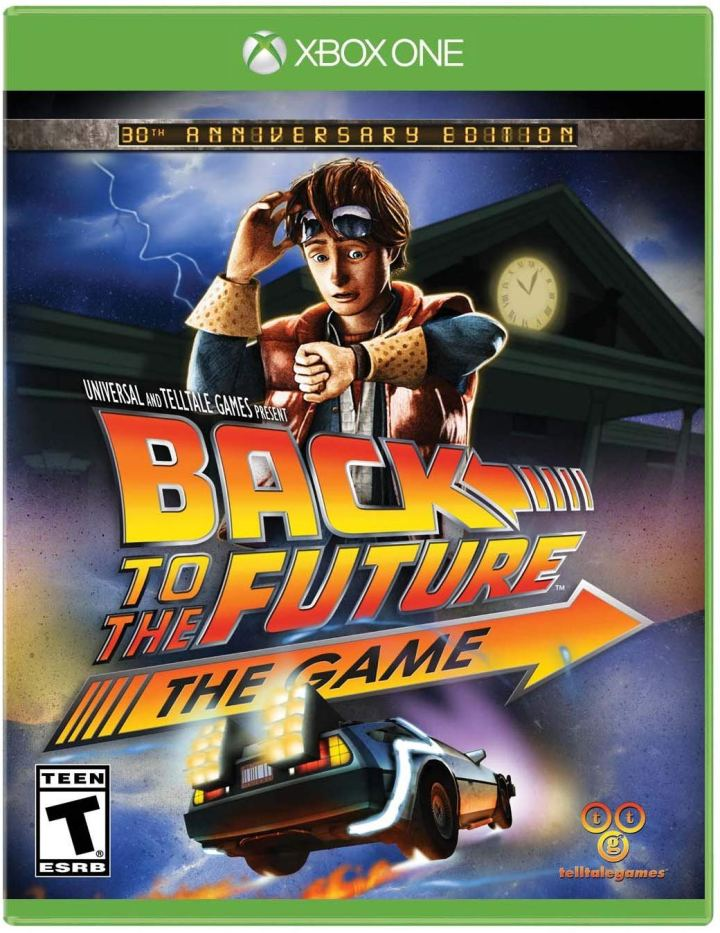 71wO23sQfL. AC SL1500  790x1024 Back to the Future: The Game