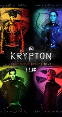Krypton TV Series 2018-