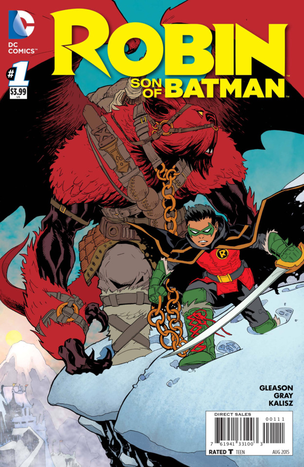 Robin: Son of Batman