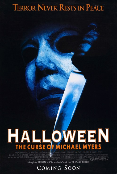Halloween: The Curse of Michael Myers (1995)   IMDb