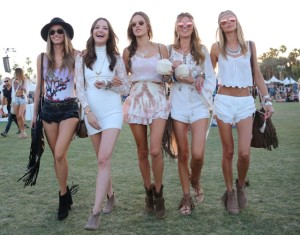 Coachella 2015 - Week 1 - Day 3 - Celebrity Sightings and Performances Featuring: Alessandria Ambrosio Where: Los Angeles, California, United States When: 13 Apr 2015 Credit: WENNCHELLA/WENN.com