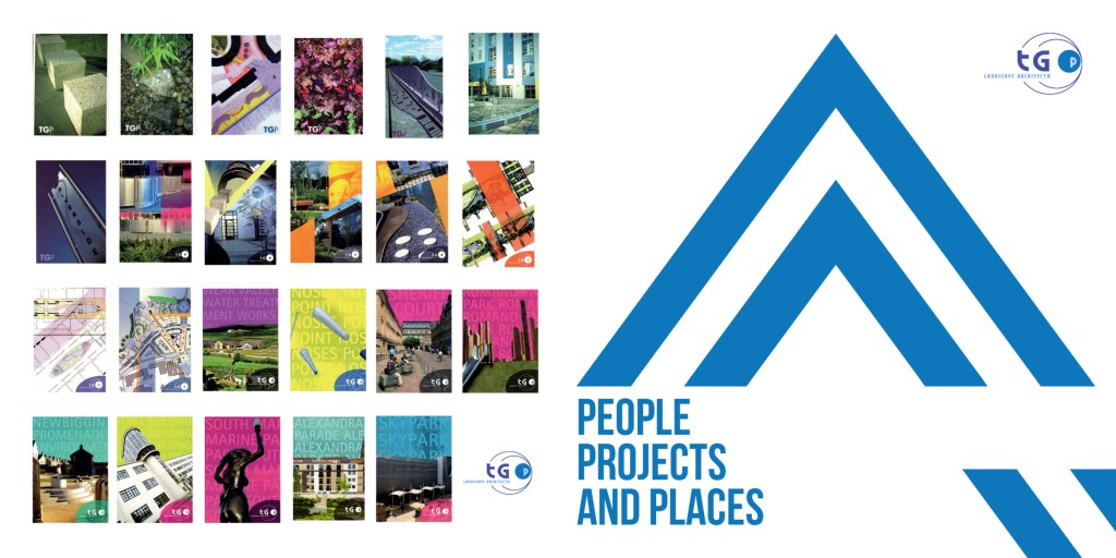 TGP: People, Projects and Places