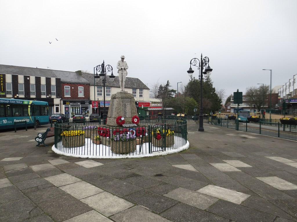 Eston Town Square Public Realm