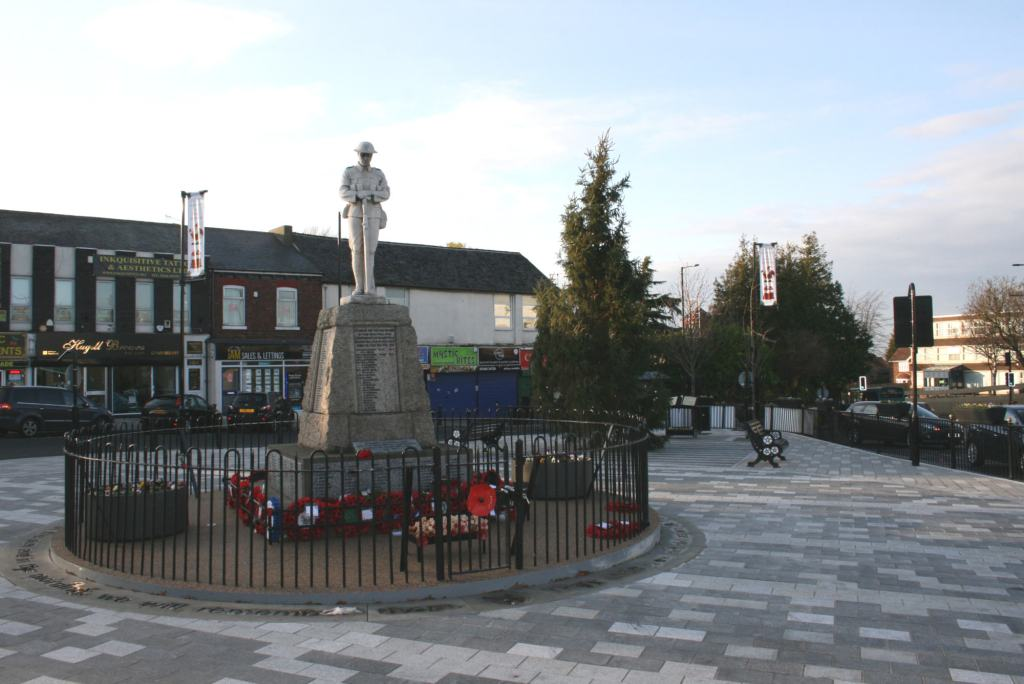 ESTON TOWN SQUARE COMPLETION