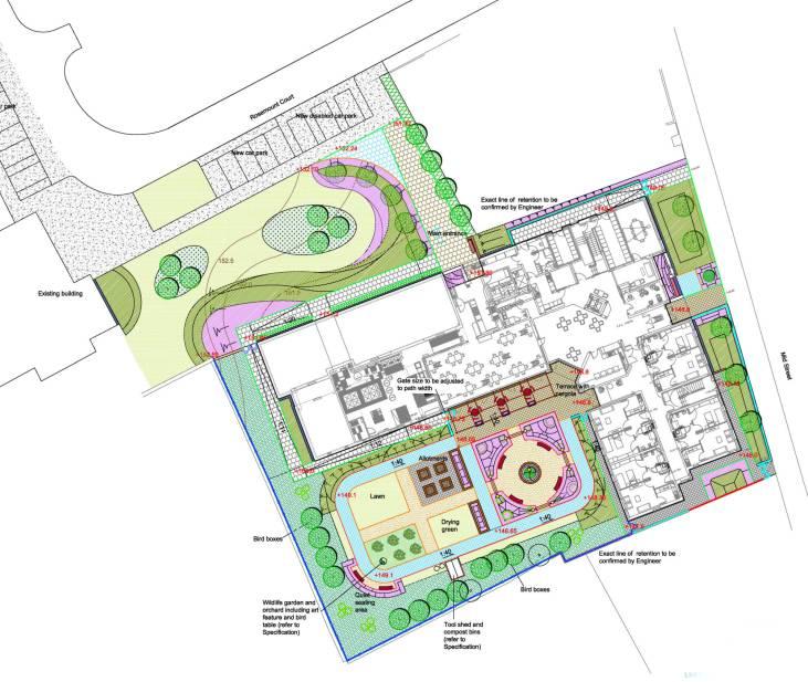 1686 L01H Landscape Proposals