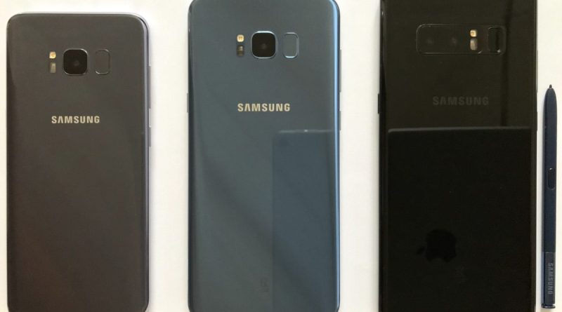 Samsung Galaxy S8 S8+ Note 8