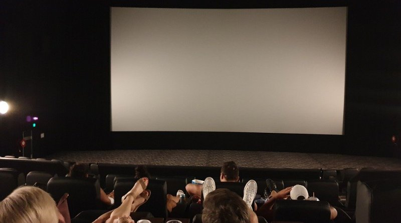 Cinema Teatro Proiezione Film