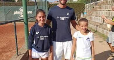 Sara La Noce Chiara Torrieri Circolo Tennis Giulianova
