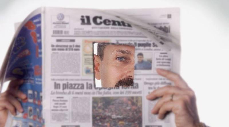 Federico Centola Essere Rosetano