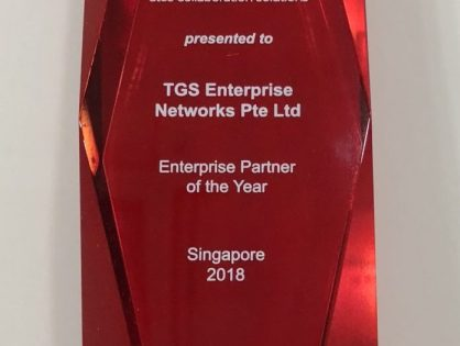 Singapore - Unify Enterprise Partner Of The Year 2018