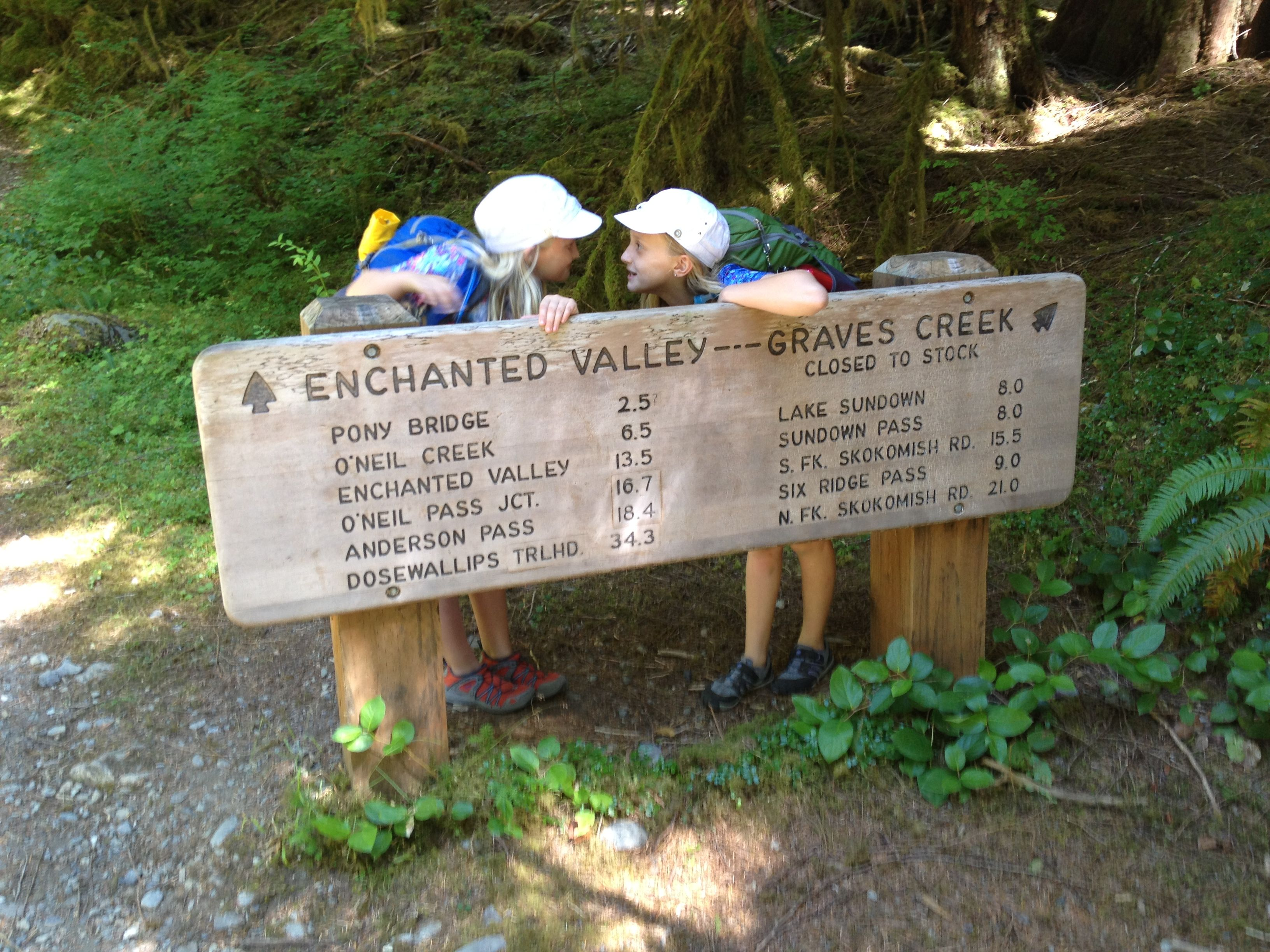 Picture is worth a thousand words social construction zone - Can T Say Enough About How Much Fun We Had Taking Our Grandgirls Out On Their First Backpacking Trip Since Pictures Are Worth A Thousand Words Checkout The