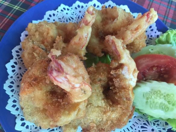 Shrimp Tempora