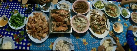 seafood pano