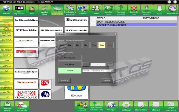edicola web plus, Edicola Web Plus