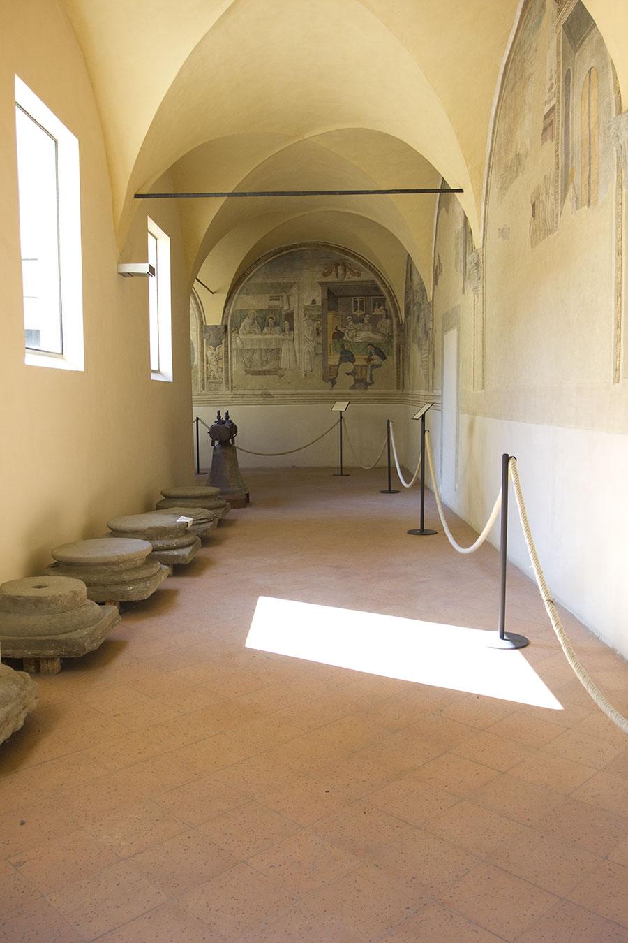 sansepocro la citt di Piero della francesca  the city of