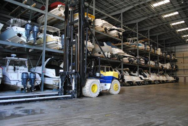Boat Storage Options Explained & Common Questions Tom