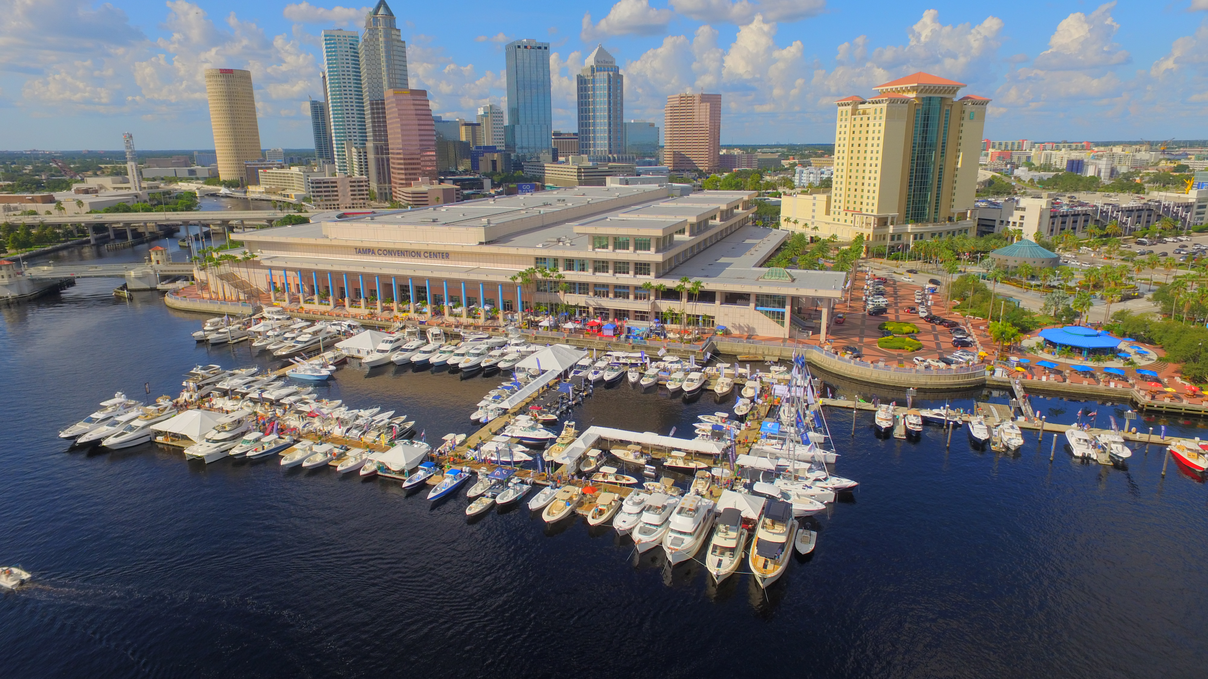 TGYG At The Tampa Boat Show Tom George Yacht Group TGYG