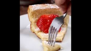 How to Make a German Pancake