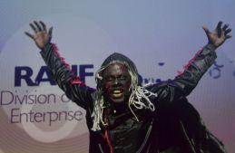 Personality Competition: 2nd Place - Rauf Celestine - Community Development, Enterprise Development and Labour