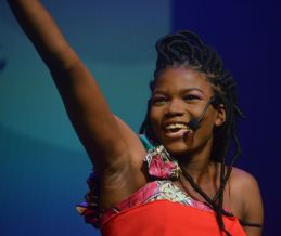 Personality Competition: 3rd Place - Aniecia Baptiste - Tourism,Culture and Transportation