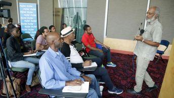 Tobago Jazz Film Festival Workshop