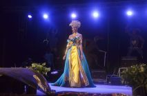 Second place in the Windward Afro Queen competition McQueena Hercules.