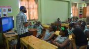 Tobago Students Learning to be Disaster Ready