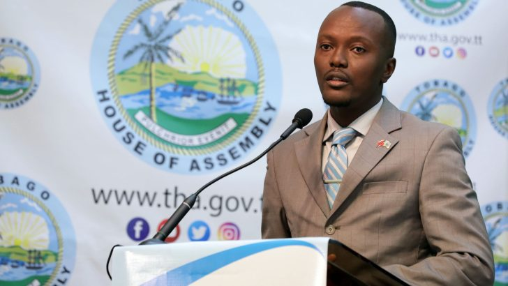 Message by Chief Secretary the Hon. Ancil K. Dennis on the racial tensions in Trinidad and Tobago