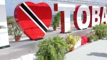 I Love Tobago signage unveiled