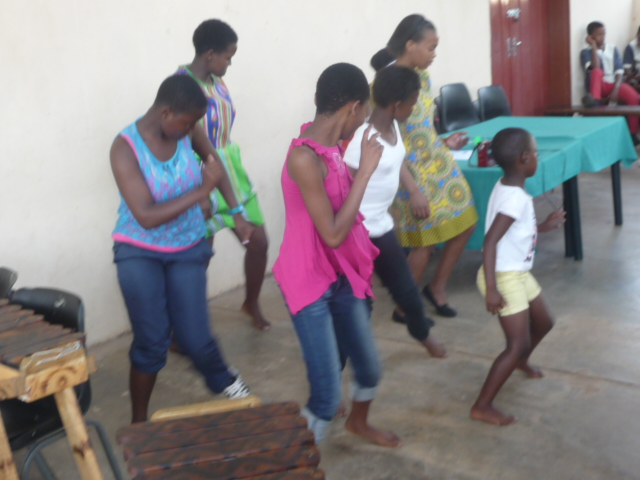 Heritage Day Dance