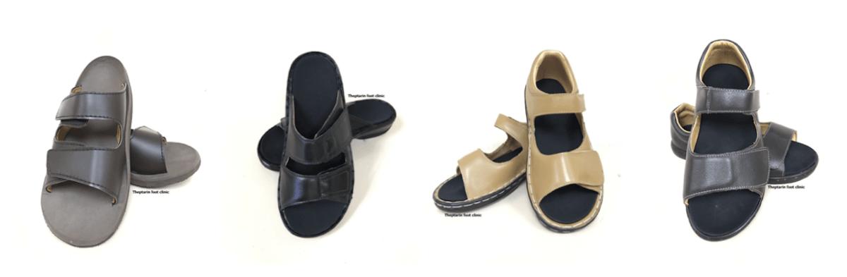 الأحذية الطبية لمريض القدم السكري